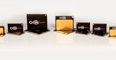 GaN Systems 9 transistors 2015-12-01