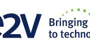 e2v logo