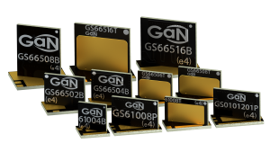 Portfolio of GaN Systems