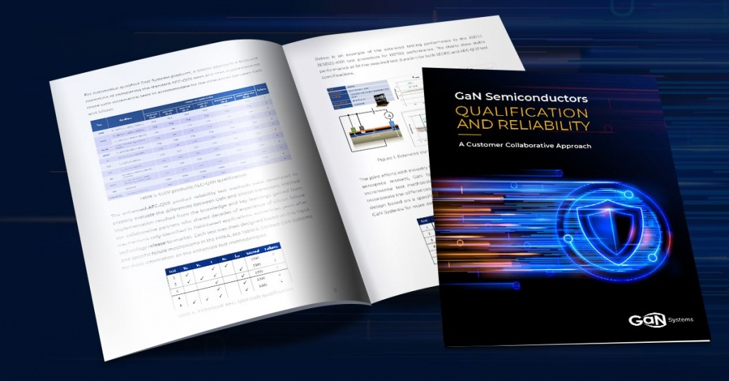 GaN Semiconductors Qualification and Reliability Whitepaper